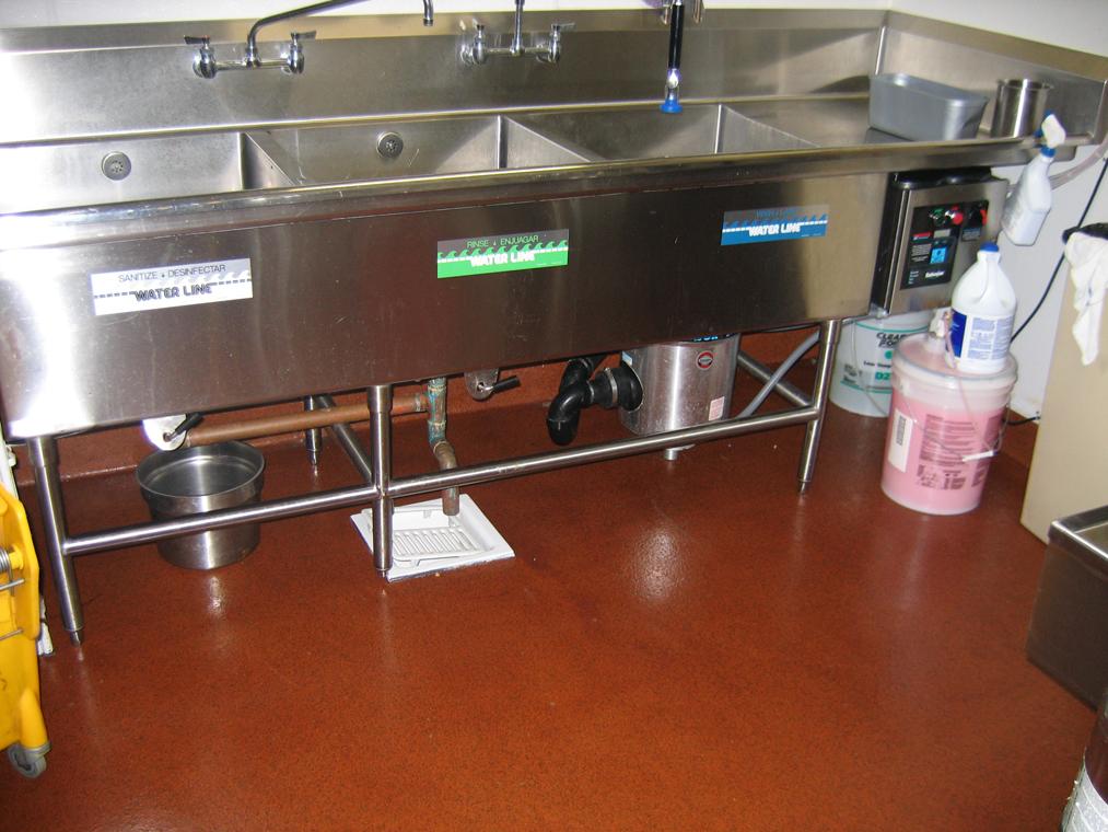 Restaurants Commercial Kitchen Floors   Deckade Advanced Flooring